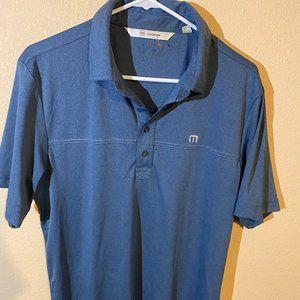 Travis Mathew Men's  short sleeve golf polo shirt